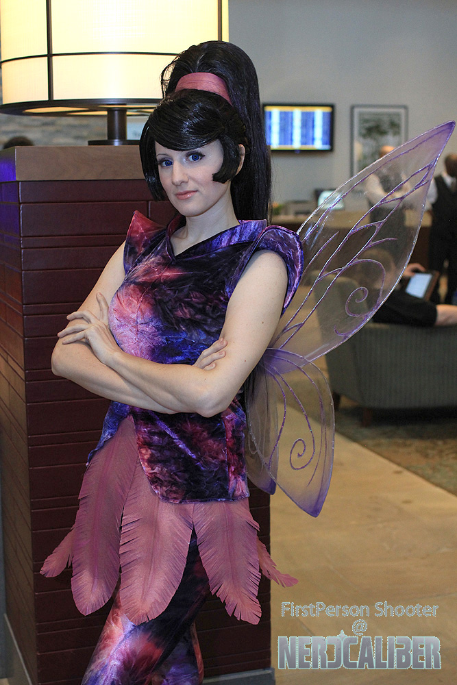 Vidia from the Tinker Bell movies