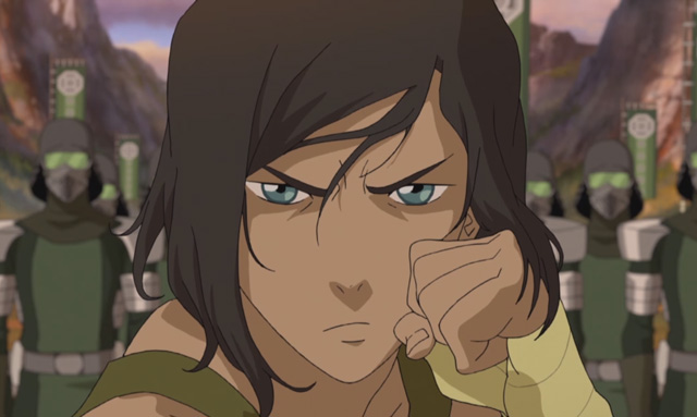 Korra May Have Been Too Mature For Nickelodeon