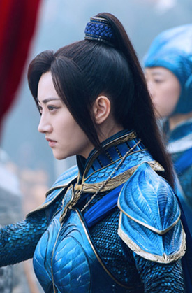 Jing Tian as Commander Lin.