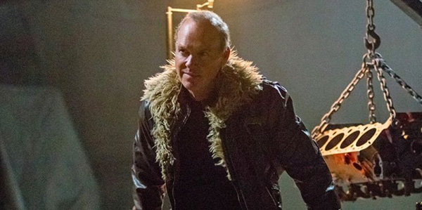 Michael Keaton rocks as Birdman ... err, The Vulture.