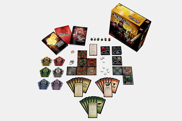 Pieces and parts for your game play.