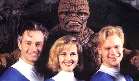 The unreleased 1994 Roger Corman Fantastic Four movie.